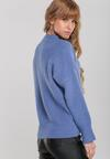 Niebieski Sweter Allapattah