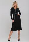 Czarna Sukienka Aylsham