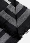 Czarno-Biały Szalik Belrose
