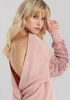 Różowy Sweter Norcross