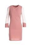 Jasnoróżowa Sukienka Rushton