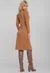Camelowa Sukienka Alpharetta