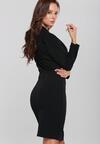 Czarna Sukienka Zumma