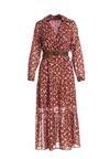 Czerwona Sukienka Belong To Your Arms