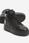 Czarne Sneakersy Rivka