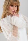 Biała Bluzka Huda