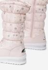 Różowe Śniegowce Mandy