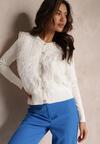 Biały Sweter Iqrah
