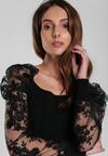 Czarna Sukienka Safaa