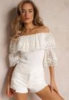 Biała Bluzka Shanaya