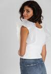 Biała Bluzka  Bushra