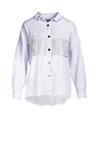 Biała Koszula Wierzchnia Anabella