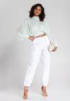 Białe Spodnie Dotson