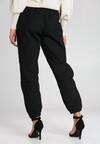 Czarne Spodnie Dotson