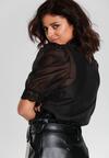 Czarna Bluzka Shereen
