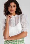 Biała Bluzka Shereen