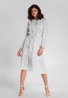 Biała Sukienka Cloe