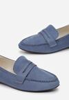 Niebieskie Mokasyny Whitmore