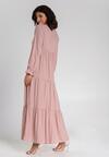 Różowa Sukienka Vikki