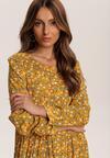 Żółta Sukienka Reilly