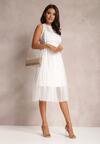 Biała Sukienka Lawrence
