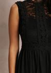 Czarna Sukienka Lawrence