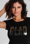 Czarny T-shirt Griffiths