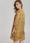 Żółta Sukienka Castro