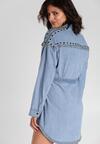 Jasnoniebieska Sukienka Farrah
