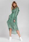 Zielona Sukienka Kelsie