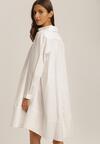 Biała Sukienka Brogan