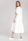 Biała Sukienka Rigby