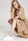 Beżowa Sukienka Sonoma