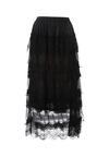 Czarna Spódnica Suvi