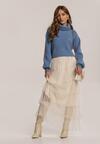 Kremowa Spódnica Thara