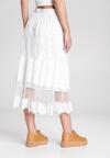 Biała Spódnica Thisbe