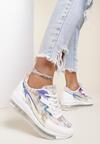 Białe Sneakersy Kalliphaeia