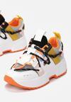 Pomarańczowe Sneakersy Nonakris