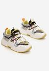 Żółte Sneakersy Nonakris