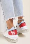 Niebieskie Sneakersy Batellia