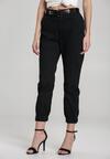 Czarne Spodnie Pallelina