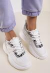 Białe Sneakersy Salaphise