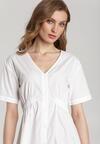 Biała Sukienka Aglarose