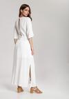 Biała Sukienka Meresura