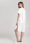 Biała Sukienka Sirelori