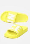 Żółte Klapki Laraiwen