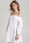 Biała Sukienka Echoreino