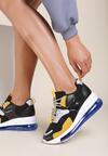 Czarne Sneakersy Wilkerson