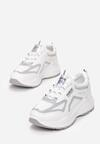Białe Sneakersy Aaron