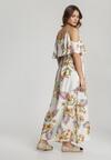 Kremowa Sukienka Neamepea